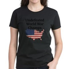 Undefeated World War Champs Tee