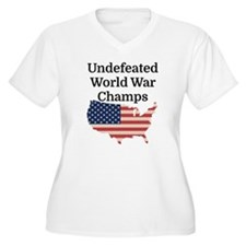 Undefeated World  T-Shirt