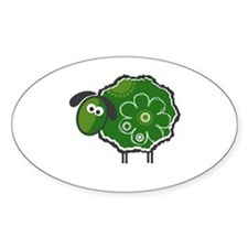 Lucky Sheep Decal