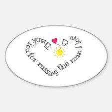 Mother In Law from Heaven Decal