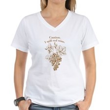 Red Wine Lover T-Shirt