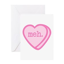 Meh, Valentine's Day Greeting Cards
