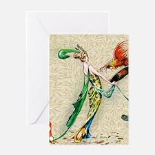 Lady Mavis Vivadou Vanity Greeting Cards