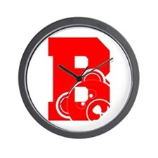 BearCorp BigB1_RE Wall Clock