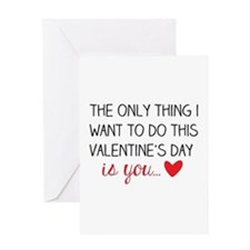 Naughty Valentine Greeting Cards