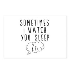 I Watch You Sleep Postcards (Package of 8)