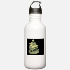 virgin mary jesus chri Water Bottle