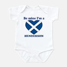 Henderson, Valentine's Day  Infant Bodysuit