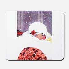 Christmas in the City Mousepad