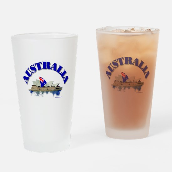 sydney-opera-house.png Drinking Glass