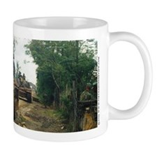 Tanks Rolling Panoramic Mugs