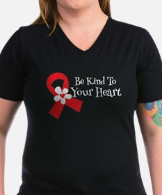Heart Health Slogan Shirt