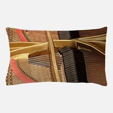 Inside a Piano Pillow Case