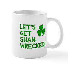 Let's get sham-wrecked! Mug