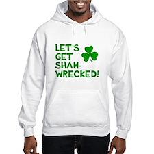 Let's get sham-wrecked! Hoodie