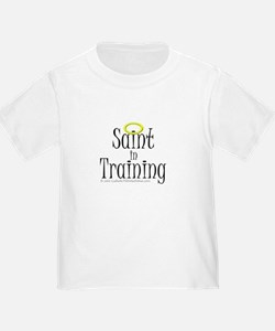 Saint in Training Infant T-Shirt