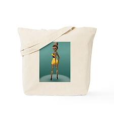 Pose #4 Tote Bag