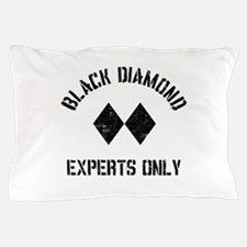 Black diamond Pillow Case