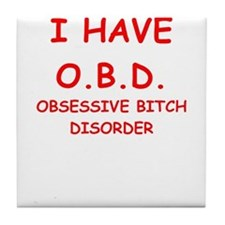 obd Tile Coaster