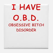 obd Tile Coaster