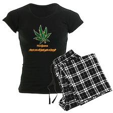 Marijuana Humor pajamas