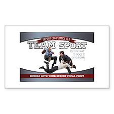 Team-Sport Decal
