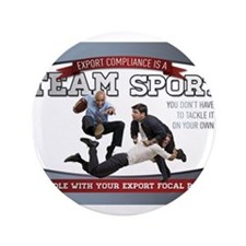 "Team-Sport 3.5"" Button"