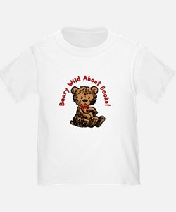 Beary Wild About Books T