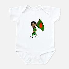 Bangladesh Boy Infant Bodysuit