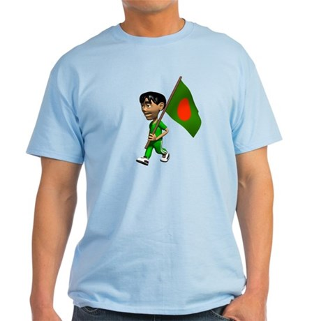 Bangladesh Boy Light T-Shirt