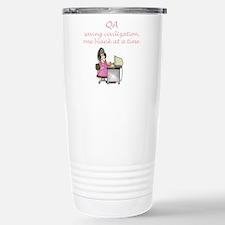 Cute Assurance Travel Mug
