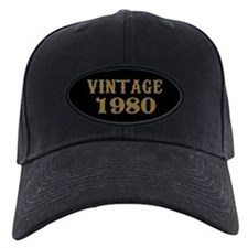 Custom Vintage Year Cap