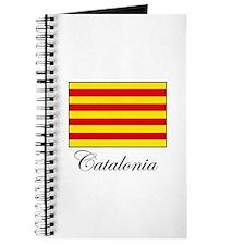 Catalonia - Flag Journal