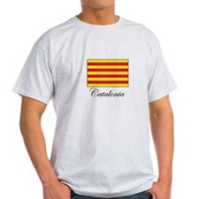 Catalonia - Flag T-Shirt