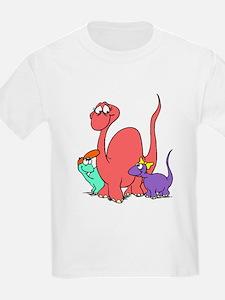Dinosaur Family T-Shirt
