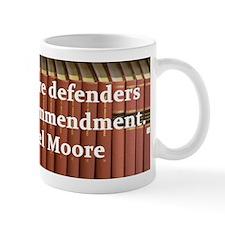 Librarians Defenders 1st Ammendment Mug
