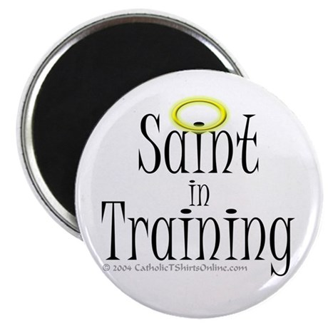 Saint in Training Magnet (100 pk)