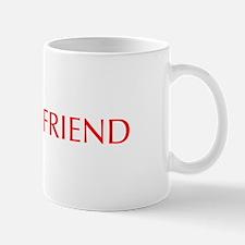 Best friend-Opt red Mugs