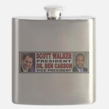 WALKER CARSON BUMPERW Flask