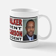 WALKER CARSON BUMPERW Mugs