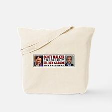 WALKER CARSON BUMPERW Tote Bag