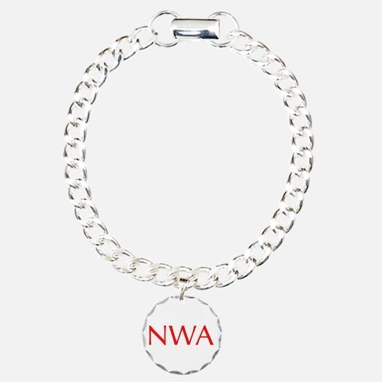 NWA-Opt red Bracelet