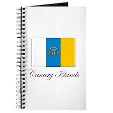 Canary Islands - Flag Journal