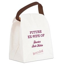 FUTURE EX-WIFE Canvas Lunch Bag