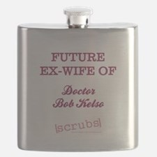FUTURE EX-WIFE Flask