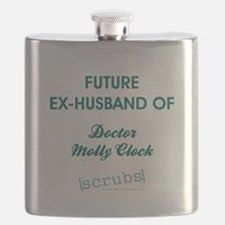 FUTURE EX-HUSBAND Flask
