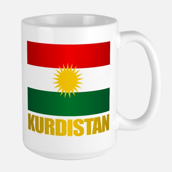 Kurdistan Mugs