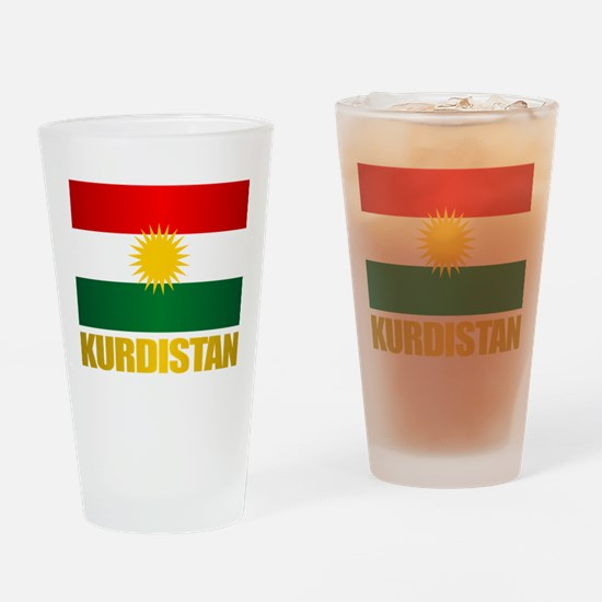 Kurdistan Drinking Glass