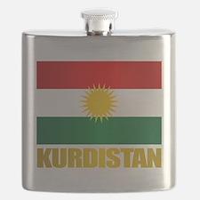 Kurdistan Flask