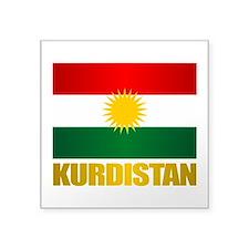Kurdistan Sticker